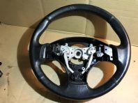 2005 - 2013 LEXUS IS220 IS250 STEERING WHEEL BLACK LEATHER
